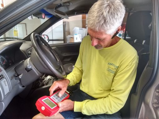 We can reprogram your remote or transponder car key.