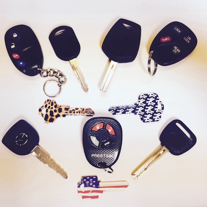 We can duplicate any type of car key