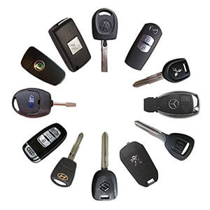We make new car keys