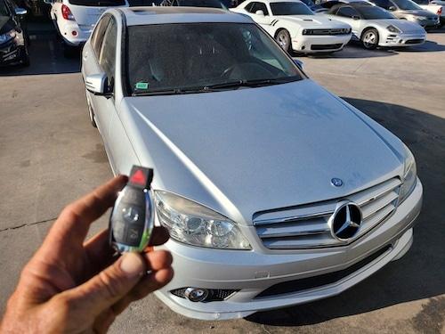 mercedes benz car key fob maker